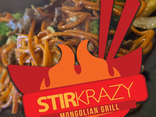 Stir Krazy Mongolian Grill
