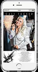 Signature app Show shoppers live sample Platinum Edge Media