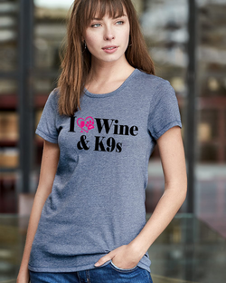 I Love wine & K9s Collection