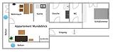 App. Mundeblick, Appartements, Alpenlick