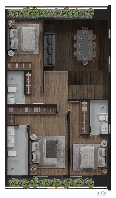 Duplex premium superior
