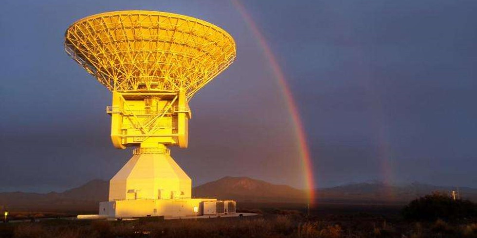 """Online-Gordon Miller-""""Somewhere Over the Rainbow"""" An Introduction to Amateur Radio Astronomy"""
