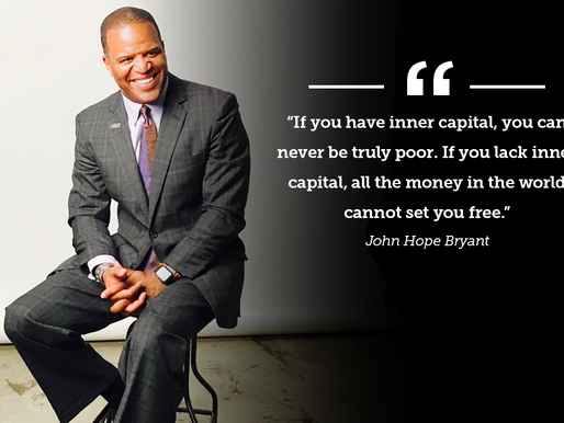 John Hope Bryant's Grassroots Fight Against Racism and Poverty