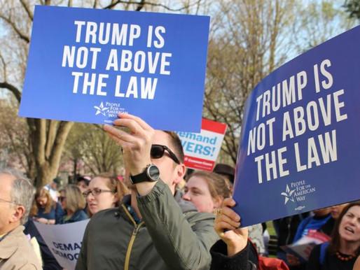 Trump impeachment: A very simple guide.