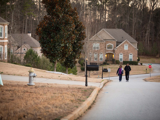 South DeKalb Property Values, this can't happen by chance