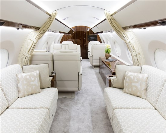 Carpet Cleaning_Gulfstream 650ER