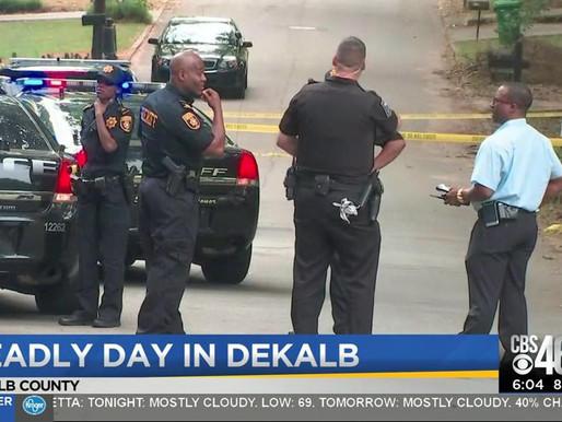 DeKalb 2019 Homicides Set New Record.