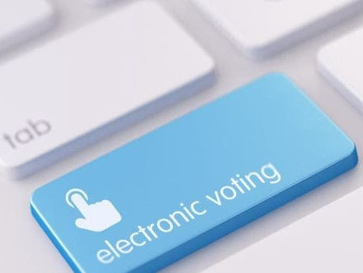 DeKalb Commissioner Cochran-Johnson urges state lawmakers to support resolution for online voting