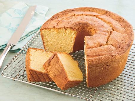 Alabama Pound Cake