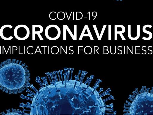 Coronavirus: Business and Economy