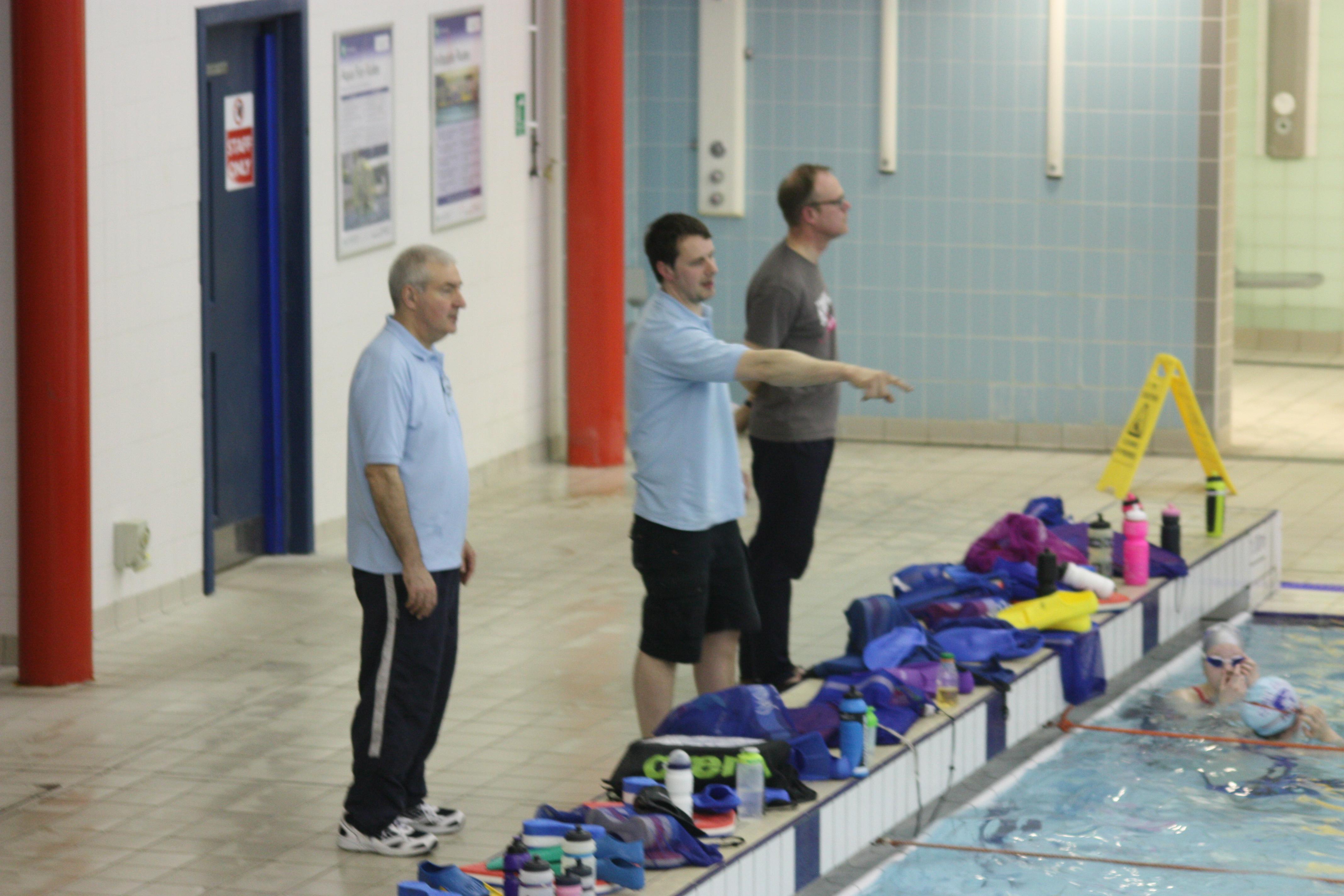 Paul, Ray & Paul coaching