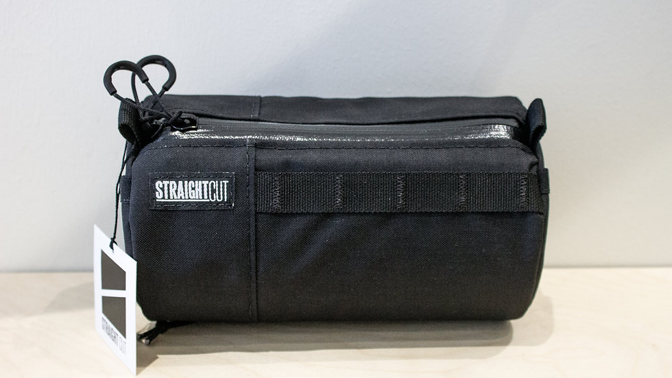 Straighcut design bagel bag