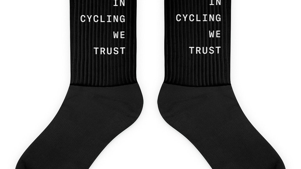 IN CYCLING WE TRUST