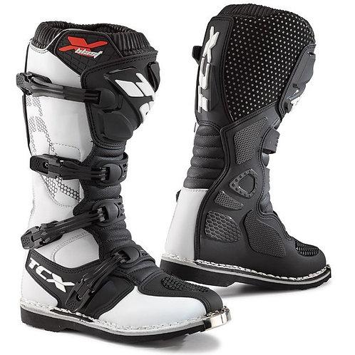TCX X-Blast Offroad Boots White