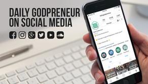Daily Godpreneur on Instagram!