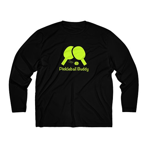 Pickleball Buddy Moisture Absorbing Tee - Mens