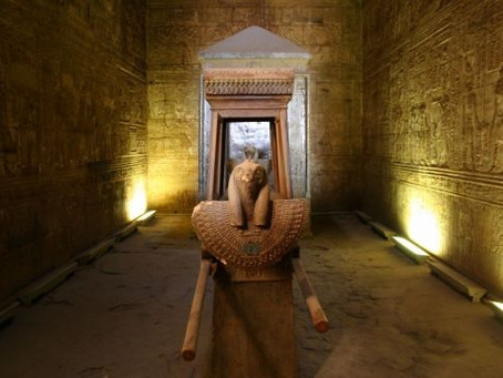 Clergy Rituals for the Egyptian Gods
