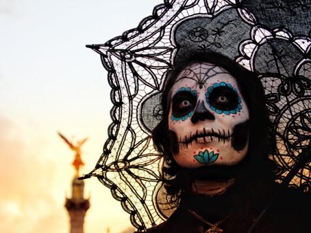 Dia De Los Muertas Festivities in Mexico