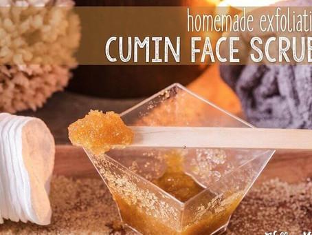 Cumin Face Scrub