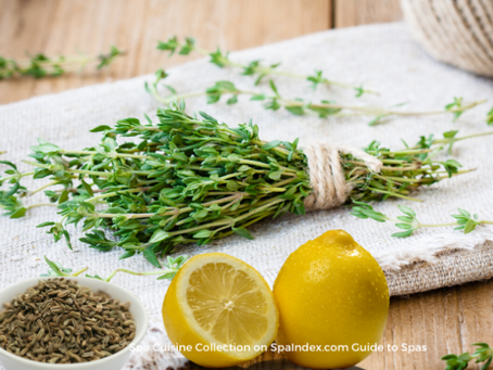 Gentle Thyme and Fennel Seed Cleanser