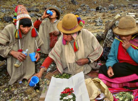 Despacho Offering Ceremony from Peru