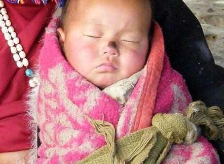 A Celebration of Life in the Tibetan Birthing Ritual