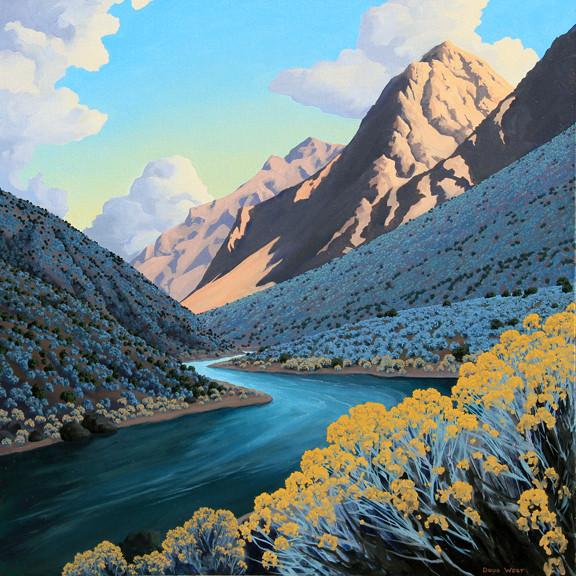 Rio Grande Canyon Bloom