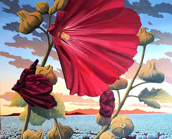 Sage Ocean Bloom