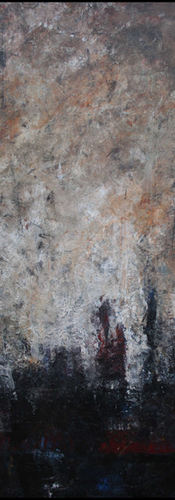 Framed-Black---Red---William-Mills-Art.j