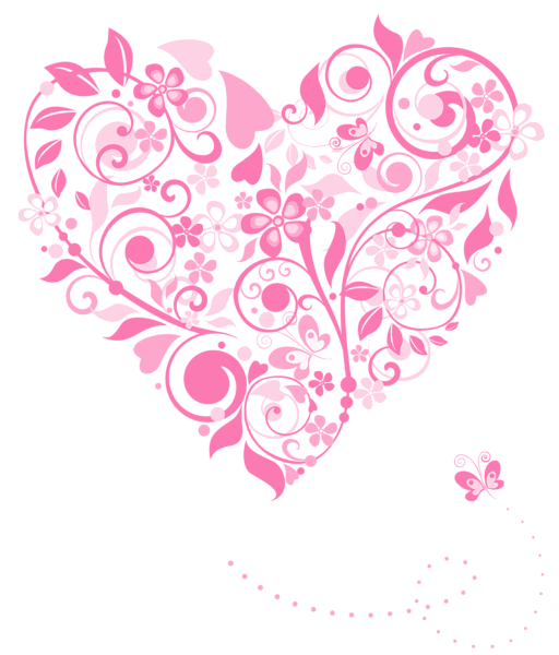 Transparent_Pink_Heart_Decoration_PNG_Pi