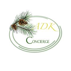 Logo for ADK Concierge