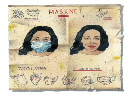 Maskne is the new Acne