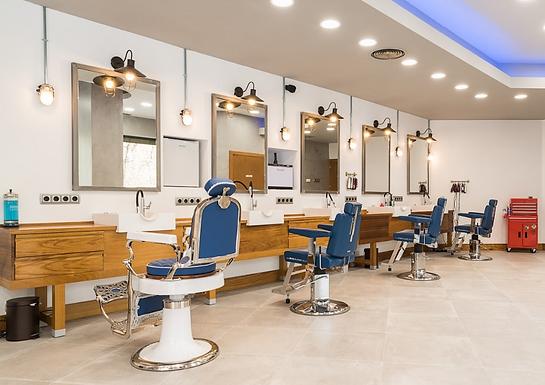 SOYBARBUDO barbershop