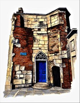 King Edwards Gate, Gloucester