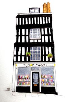 Tudor Sweets. Ross on wye