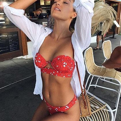 Bikini rosal