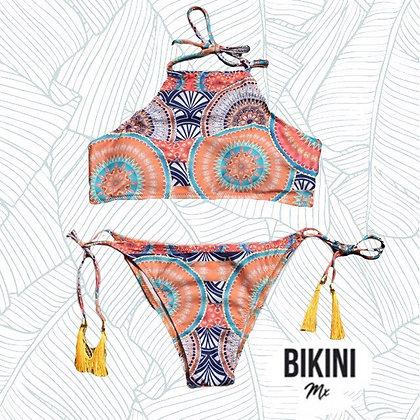 Bikini tribal fara