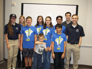 Getting Into FLL and FLL Jr.
