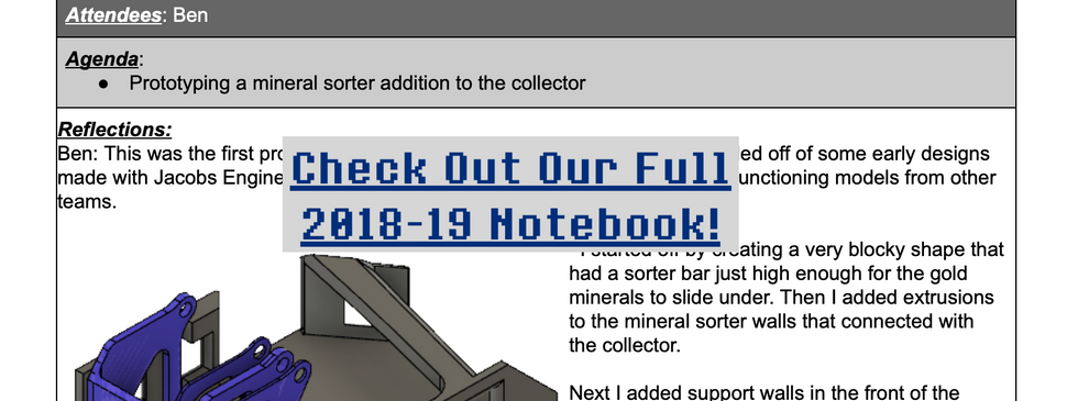 Worlds Notebook