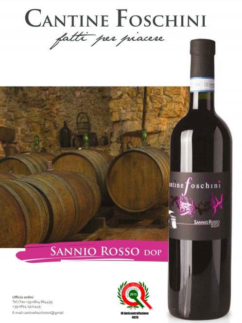 Sannio Rosso Doc 2015