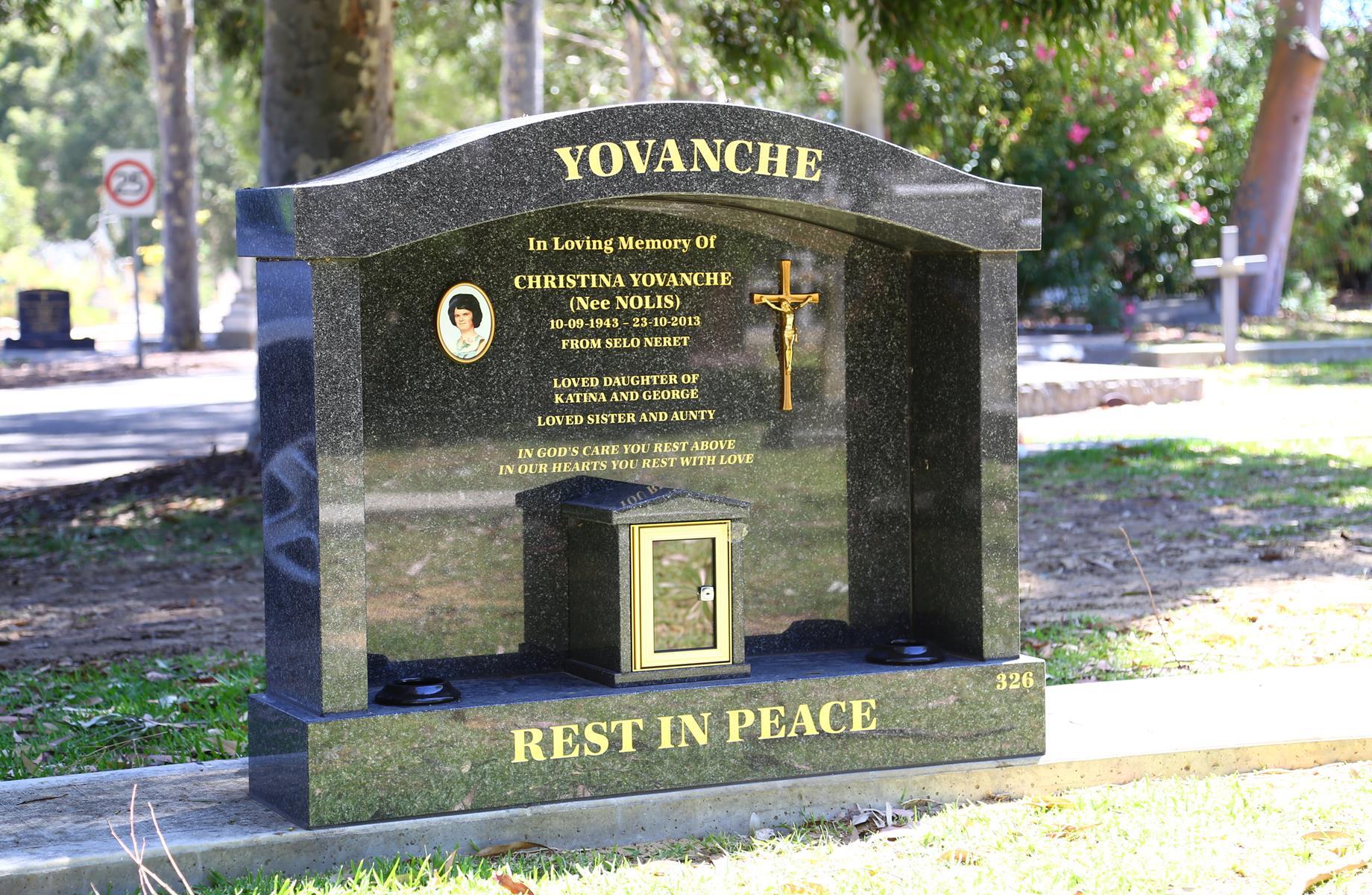 Yovanche