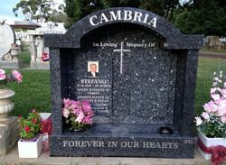 Cambria April 2013