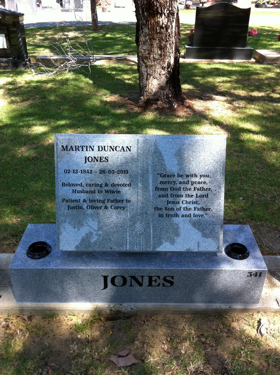 Jones - 0.09 H27