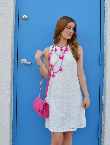 Summer Staple: A Little White Dress