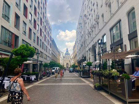 72 hours in Budapest