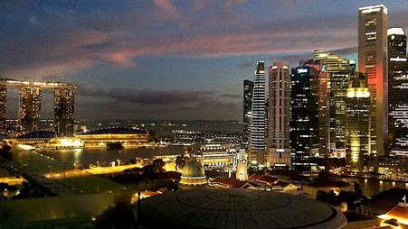 POSSESS THE WORLD: TRAVEL GUIDE TO SINGAPORE