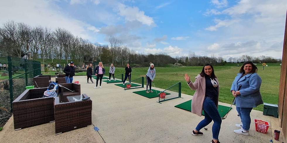 Ladies Golf Group Lesson May