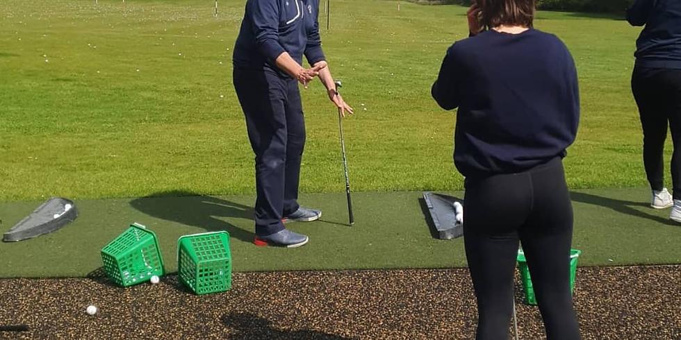 Ladies Golf Group Lesson