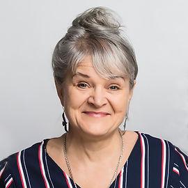 headshot of Cheryl L'Hirondelle, 2018. photo credit: Nahanni McKay for Banff Centre