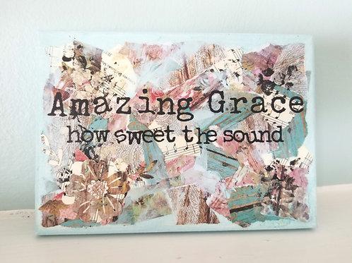 Original Art: Amazing Grace